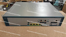 Cisco UC560-T1E1-K9 136 USERS License + VIC2-2BRI-NT/TE Unified VOIP Voice Data