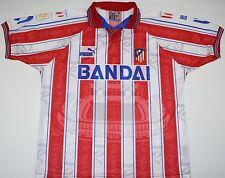 1996-1997 ATHLETICO MADRID PUMA HOME FOOTBALL SHIRT (SIZE XL)