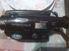 Video camera recorder sony ccd-tr490e
