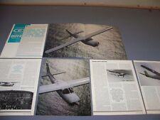 VINTAGE..CESSNA P210 CENTURION..HISTORY/DETAILS/PHOTOS..RARE! (590H)