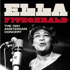 Ella Fitzgerald - 1961 Amsterdam Concert [New CD] Bonus Tracks