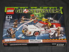 LEGO 75828 Ghostbusters Ecto-1 & 2 New