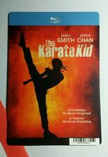 THE KARATE KID JADEN SMITH JA CHAN COVER MINI POSTER BACKER CARD (NOT a movie )