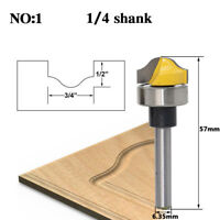 "Router Bit for 3/4"" Faux Panel Ogee Groove 1/4 inch Shank diameter Woodworking"