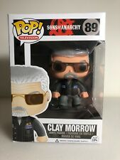 Funko POP! Television Sons Of Anarchy Clay Morrow #89 Vaulted