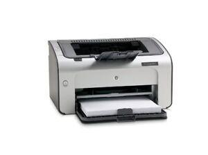 HPP1006 LASERJET PRINTER - WHITE/GREY