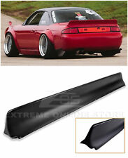For 95-98 Nissan 240SX S14 Coupe EOS Bunny Style JDM Rear Trunk Lid Wing Spoiler