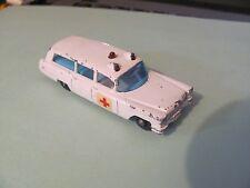 Matchbox Lesney Cadillac Ambulance #54 1960s