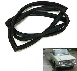 Front Windshield Rubber Seal Weatherstrip For Nissan Datsun 520 521 Pickup 66-72