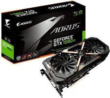 Gigabyte GeForce GTX1080Ti AORUS 11GB GDDR5X HDMI 3xDisplayPort[GV-N108TAORUS..