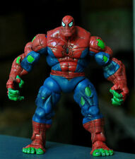 Marvel Super Hero Spider-man Classics Spider Hulk Action Figure Spiderhulk Loose