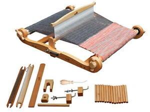 Kromski Harfe Tischwebstuhl klar lackiert Webbreite: 60cm