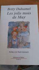 Sabine Duhamel - Les jolis mois de May - Ed. De Fallois