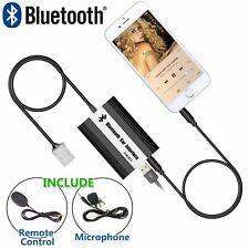 Bluetooth Car Kits USB AUX In Adapter Interface For RD4 Peugeot CITROEN C2 C3 C4