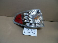 08 - 13 Impreza Station Wagon LED DRIVER Side Tail Light Used Rear Lamp #1333-T