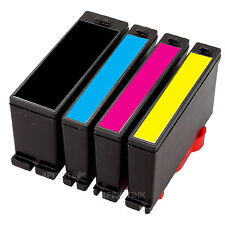 4 pack 100XL Ink cartridge set For Lexmark 100 XL Impact S301 Impact S305