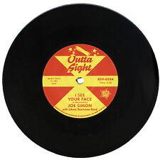 "Joe Simon & Johnny Heartsman banda ""puedo ver tu cara"" Killer R&B! escucha!"