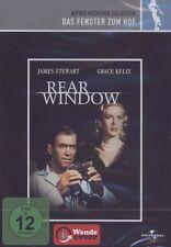DVD - Das Fenster zum Hof (Alfred Hitchcock) - James Stewart & Grace Kelly