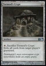 2x Cripta di Tormod - Tormod's Crypt MTG MAGIC M13 Magic 2013 English/Italian