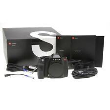 Leica S (Type 007) Digital Medium Format DSLR Camera Body 37.5MP CMOS 4K Video
