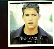 Sean Maguire / Good Day - CD1 + CD2 - 2CD + Poster