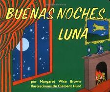 Buenas noches, Luna (Goodnight Moon, Spanish Editi