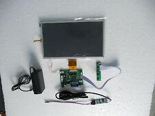 "10"" inch LCD monitor VGA/HDMI/AV + USB resistive touch screen for Raspberry Pi"