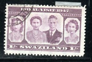 SWAZILAND STAMPS USED LOT 51987