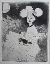 Joris-Karl HUYSMANS Marthe 2e édition 1879 Eau-forte originale de FORAIN Broché