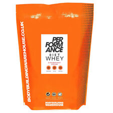 Performance Diet Whey Protein Powder 4kg Weight Loss Meal Replacement Caramel