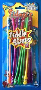 2005 Moose's Fidgets Fiddle Sticks Game New & Sealed