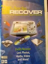 Media Recover File Recovery Software by SmithMicro for XP and Vista and OS X