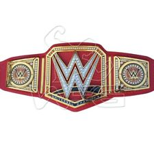 Wwe Universal Championship Wrestling Title Replica Adult Belt matel brass4mm Wwf