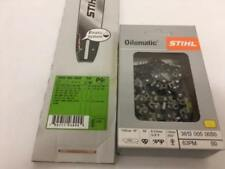 "14"" Stihl 3005 000 4809 Bar Chainsaw chain Combo 3613 005 0050 3/8"" .050"" 50DL"