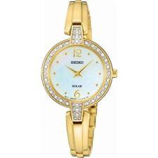 Relojes de pulsera Seiko Seiko Solar de oro