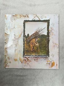 Led Zeppelin IV LP, Vinyl, Schallplatte