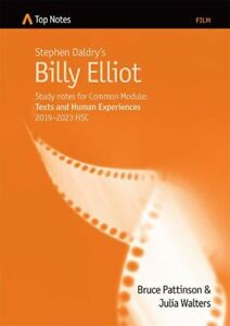 HSC English Top Notes study guide Billy Elliot