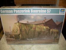 Trumpeter 1/35 Scale German Panzerlok Baureine 57 Locomotive - Factory Sealed