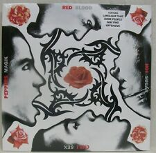 """New! Red Hot Chili Peppers Blood Sugar Sex Magik"""" 2-LP Vinyl Record (WX 441)"""