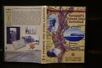 Vermont Rutland Railroad Island Line Lake Champlain Local Motion DVD