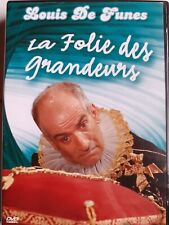 C62 DVD COMEDIE LA FOLIE DES GRANDEURS Louis DE FUNES Yves MONTANT