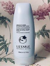 2 X Liz Earle 200ml Orange Flower Botanical Body Wash