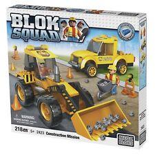 Mega Bloks Blok Squad Construction Mission