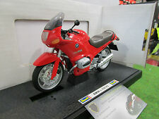 MOTO BMW R 1100 RS rouge au 1/12 REVELL 08872 moto miniature