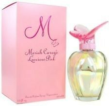 Mariah Carey Luscious Pink Eau de Parfum 50ml Spray / EDT PERFUME WOMAN