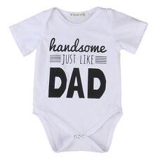 3-6M Toddler Infant Baby Boy Romper Jumpsuit Bodysuit Outfit Sunsuit Clothes