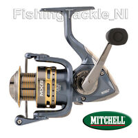 Mitchell MX6 Spinning Reel - 35FD / 40FD Front Drag Fishing Reel