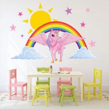 Sparkle Rainbow Wall Sticker WS-50820