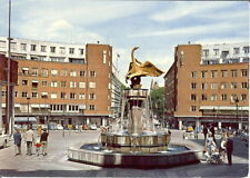 Norway: View of the Borggarden, Oslo City Hall - Unposted c.1970's