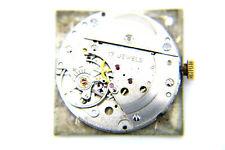 PUW Handaufzug Uhrwerk - Kaliber 460 - inkl. Zifferblatt und Zeiger